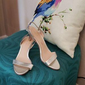 Pelle Moda Heels Silver